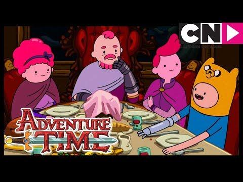 Время приключений | Гамболдия | Cartoon Network