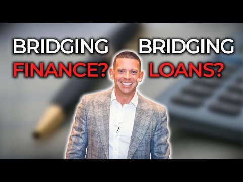 What Is A Bridging Loan? Bridging Financed Explained! - Liam Ryan