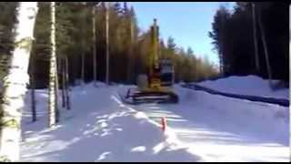 New 2014 Winter Olympic Heavy Equipment Event
