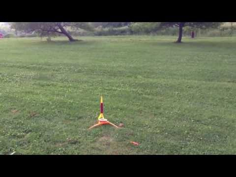 Small toys r us rocket