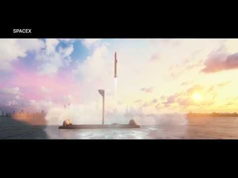 Elon Musk's rockets commercial fly from NY to Tokyo in 30 minutes