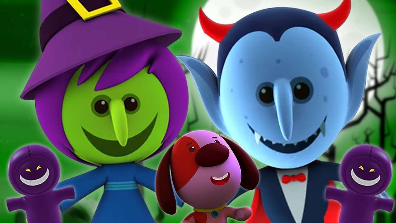 halo nya halloween | Lagu Anak | Hello it's Halloween In English | Kids Tv Indonesia