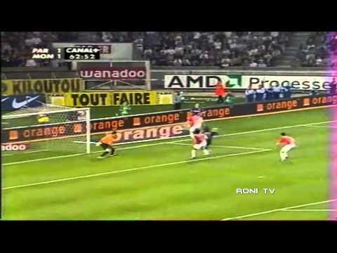 Ronaldinho vs Monaco - 2002-03 - 480p - Roni Tv