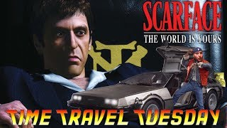 Scarface: The World is Yours Part 3 -  PC Game Play - Time Travel Tuesday