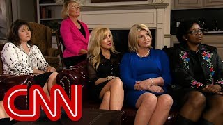 Conservative women: Daniels story a media plot to sink Trump