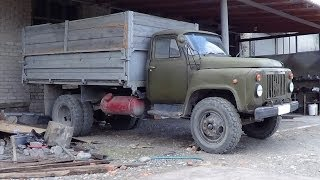 обзор ГАЗ - 53