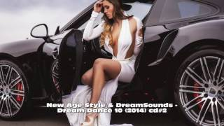 New Age Style & DreamSounds - Dream Dance 10 (2014) cd#2