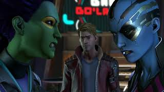 Marvel's Guardians of the Galaxy: The Telltale Series Episode 3 Trailer