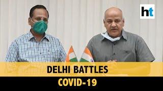 'Saving lives our priority': Manish Sisodia on Delhi's Covid fight