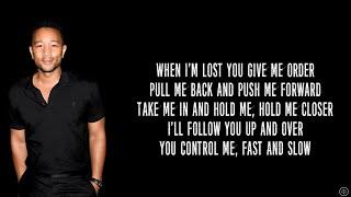 John Legend ft. Jhene Aiko - U MOVE, I MOVE (Lyrics)
