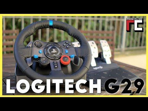 Logitech G29 Driving Force review