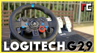 Logitech G29 Driving Force review