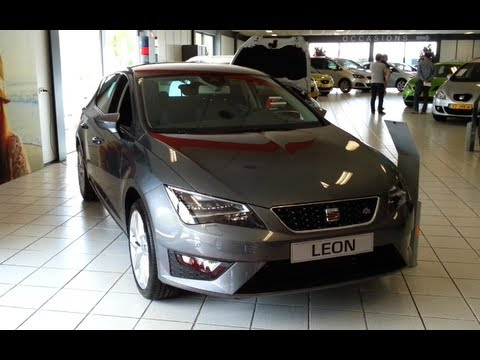 seat leon 2015 fr in depth review interior exterior youtube. Black Bedroom Furniture Sets. Home Design Ideas
