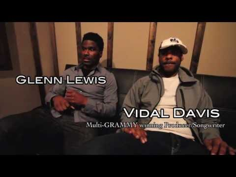 Glenn Lewis & Vidal Davis Interview