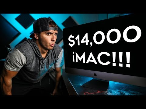 $14,000 iMac PRO! Is it Worth the Money?