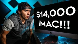 $14,000 iMac PRO! Is it Worth the Money?