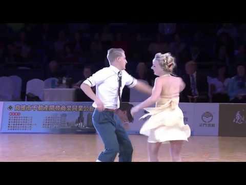 World Dance Sport Games 2013 - Boogie-Woogie Final