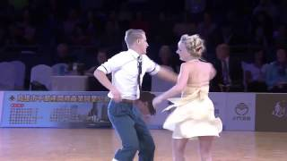 World Dance Sport Games 2013 Boogie Woogie Final