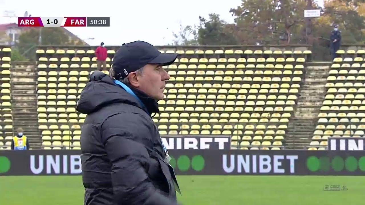 Download REZUMAT | FC Argeș - Farul 2-1. Gafe uriașe în apărarea lui Hagi, gol în stil Mbappe al piteștenilor