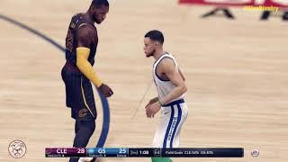 NBA Live 18: Cavs At Warriors - Rivalry