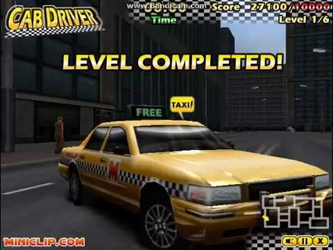 Taxi Driver Spiel
