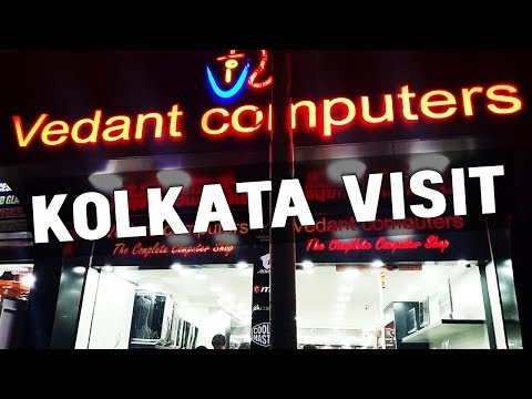 Visit To Vedant Computers Kolkata . On Subscribers Request. Exclusive Interview