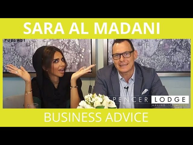 Season 2: Inside Secrets & Business Advice With Sara Al Madani