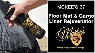 Floor Mat & Cargo Liner Rejuvenator by McKee's 37