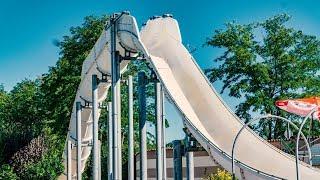 CAMELBACK WATERSLIDE: Crazy Hill at Le Vele Acquapark