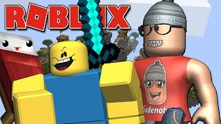 BATTLE OF AMAZING TIMES-Bed Wars 2 Roblox