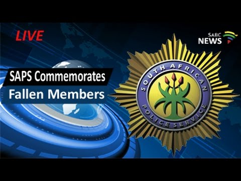 SAPS Commemorates fallen members, 04 September 2016