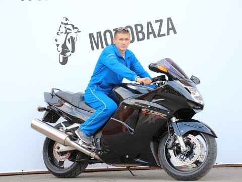 МОТОБАЗА. Из г. Урюпинск купили HONDA CBR 1100 XX. WWW.MOTOBAZA.BIZ