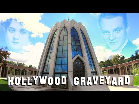 FAMOUS GRAVE TOUR - New York #5 (James Cagney, Anne Bancroft, etc.)