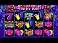 WMS bb2 Super Jackpot Party Video Slot Machine