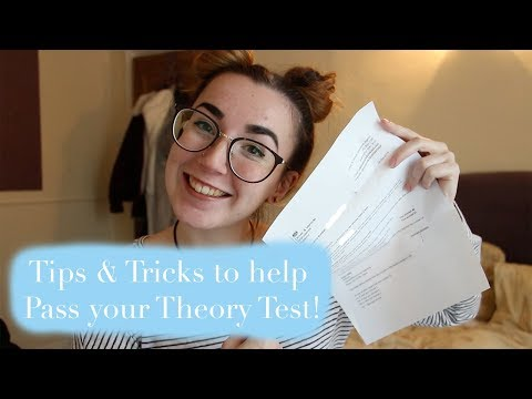 I Passed My Theory Test First Time! - Tips & Tricks