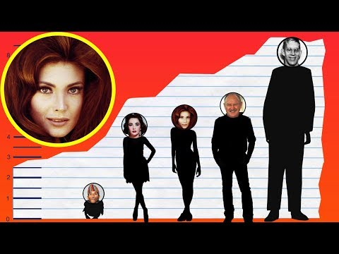 How Tall Is Gayle Hunnicutt?  Height Comparison!