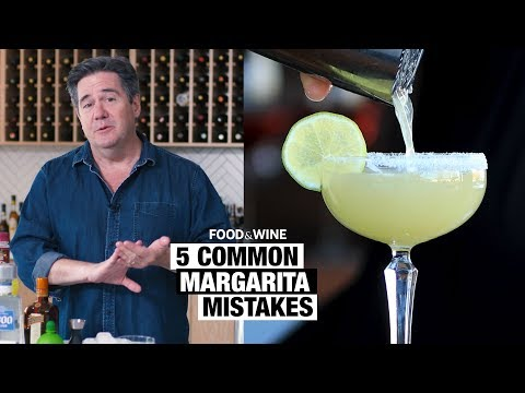 How To Make A Margarita (and 5 Mistakes To Avoid) | Bottle Service