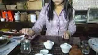 080103Chinese tea tasting 石井慶 検索動画 19