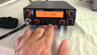 radio shack htx 10 all mode transceiver 10 meter band