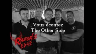 Titre The Other Side de la 1 ere démo du groupe Razor's Edge.