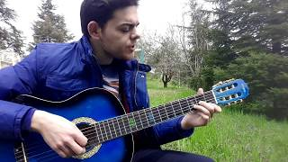 Mehmet Güreli Kimse Bilmez Klasik Gitar (Ahmet Selim)