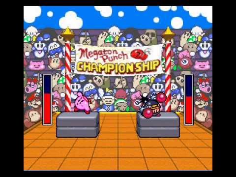 Kirby super star megaton punch 1p me vs 2p her youtube kirby super star megaton punch 1p me vs 2p her publicscrutiny Image collections