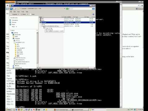 Automatischer Shutdown mit SNMP powered UPS und Script Controlled Shutdown (Deutsch)
