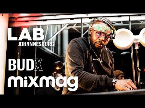 DJ Maphorisa thumping gqom set in The Lab Johannesburg