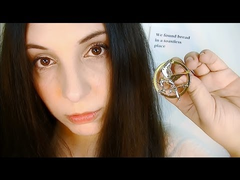 Before Catching Fire: A Medical ASMR Role Play: (Hunger Games Tribute Makeover Sequel) (Binaural)