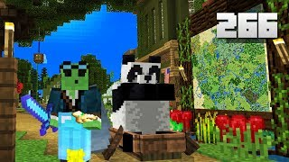 Let's Play Minecraft - Ep.266 : The Panda Journey!/World Too Big?