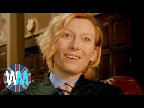 Top 10 Tilda Swinton Performances