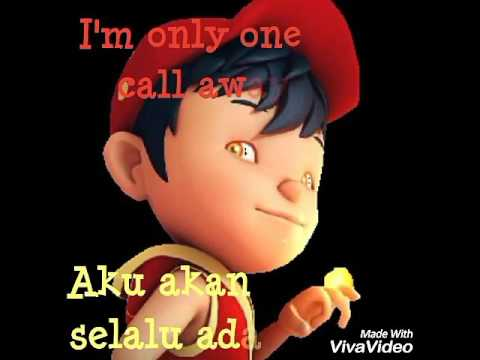 One Call Away~Charlie Puth (With terjemahan Indo)_Boboiboy Cover💗