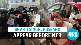 Bollywood Drugs Case: Comedian Bharti Singh, Husband At NCB Office For Quizzing