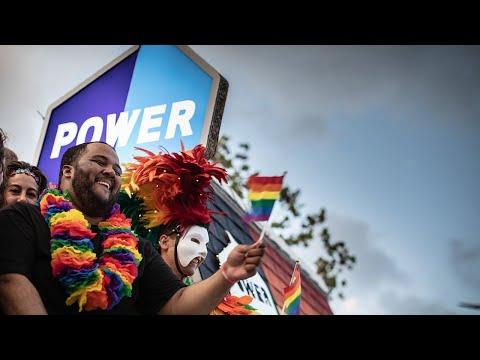 Pride Is Love: Power People Take On Houston Pride